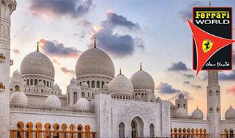 Abu Dhabi And Ferrari World