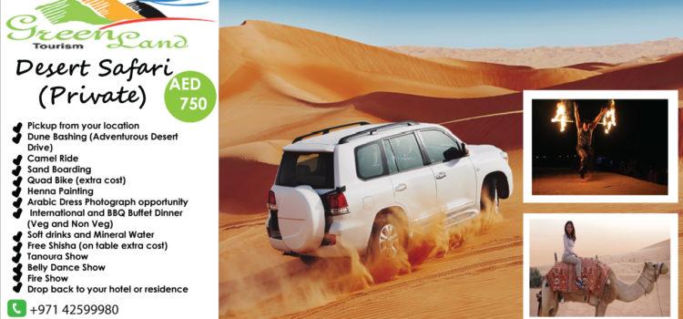WHY YOU SHOULD PLAN YOUR NEXT VISIT TO DESERT SAFARI DUBAI